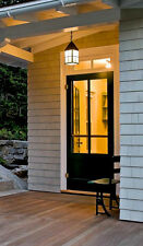 COTTAGE 4 LITE ENTRY DOOR WITH TRANSOM