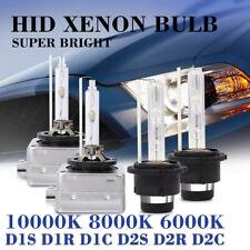 2pcs 55W 6000K/ 8000k Blue D2S D2R D2C Car Replacement HID Xenon Bulbs Headlight