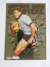 Single-Insert Original 1995 Rugby League (NRL) Trading Cards