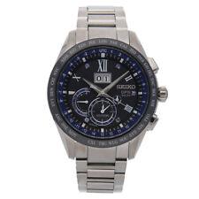 Seiko Astron GPS Solar 5th Anniversary Limited Edition Titanium Watch SSE145