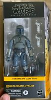 Mandalorian Loyalist Star Wars Black Series The Clone Wars New In Hand Mint 🔥