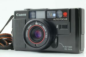 【 MINT】 Canon AF35M Point & Shoot Film Camera 38mm f/2.8 From JAPAN #7C09