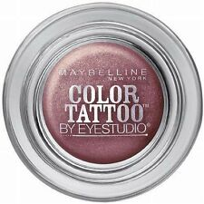 Maybelline New York Cream Eye Shadows
