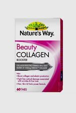 Cheapest Nature's Way Beauty Collagen 60 Tablets