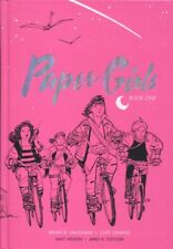PAPER GIRLS DELUXE EDITION HC VOL 1 REPS #1-10 NEW/SEALED