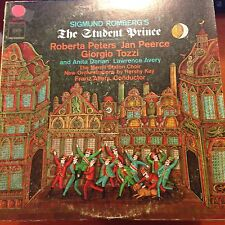 Sigmund Romberg-The Student Prince-Roberto Peters-LP-Columbia-OS 2380-vinyl