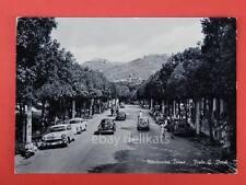 MONTECATINI TERME vespa lambretta Viale Verdi Pistoia vecchia cartolina