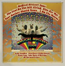 BEATLES 1968 EX VINYL/SLEEVE PLAYS REALLY WELL!! Magical Mystery Tour