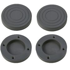 X4 LG Washing Machine Anti Vibration Leg Stopper Rubber Feet For Wooden Floors