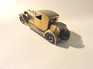 collector car Bugatti TIPO 44 1928 Messing 472 g Rarität Sammler Oldtimer rare