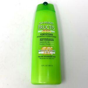 Garnier Fructis Fortifying Shampoo & Conditioner 13 fl oz