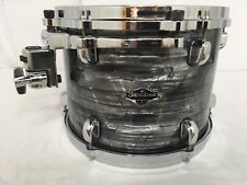 "Tama Starclassic Birch/Bubinga 12"" Mounted Tom/Charcoal Onyx/Brand New"
