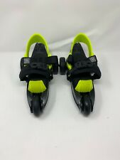 Cardiff Skate Co. Green & Black Small Youth Cruisers Unisex Skates