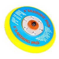 """PADV 5"""" 125mm Dual Action Hook Loop DA Orbital Sander Sanding Backing Pad 5/16"""""""