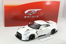 GT Spirit 1:18 Nissan Skyline R35 GT-R LB Works Performance(Pearl White) GT125