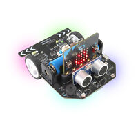 Freenove Micro:Rover Kit for BBC micro:bit (Contained) Blocks and Python Code