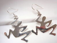 Party Dancer Dangle Earrings 925 Sterling Silver Corona Sun Jewelry