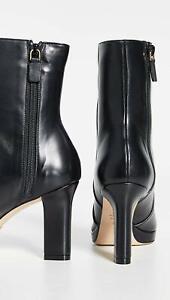 Stuart Weitzman Women's Rosalind 90mm Booties, Black, Size 7.5 nRuZ