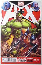 A+X #1 (December 2012, Marvel) Avengers vs.  X-Men 001 (C3970)