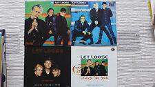 "Let Loose Poster Singles Pack (Rare/Mint) UK 7"" Singles"