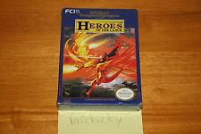 Advanced Dungeons & Dragons: Heroes of the Lance (Nintendo NES) NEW SEALED RARE!