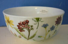 Royal Worcester RHS Flower Journal Soup/Cereal Bowl NEW several available