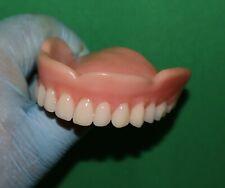 False teeth Pre-designed upper dentures... Full upper Denture