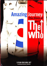Amazing Journey: The Story of The Who (DVD, 2007) New