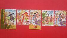 2019 Malaysian Festivals Series 3 - Stamp Set