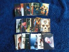 43 X FILES SEASON 2 TRADING CARDS BY TOPPS FROM1966