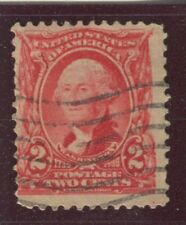 U.S. Stamps Scott #301 Used,Fine (G7972N)