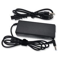 19.5V 4.62A 90W AC Adapter Charger Blue Tip For HP Envy 17 Pavilion 15-ac106na