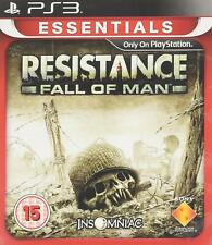 Resistance : Fall of Man Essentials PS3 PlayStation 3