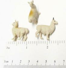Dollhouse 3 Toy Llama Game Pcs 11963 Micro-mini Miniature