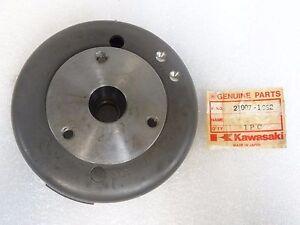 Kawasaki NOS NEW 21007-1062 Rotor KLT KLT200 1983