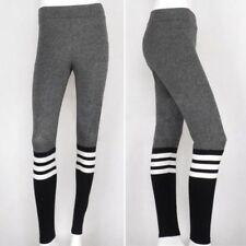 Abbigliamento sportivo da donna leggings senza marca poliestere