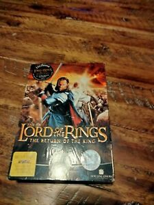 The Lord of the Rings - The Return of the King - PC CD-Rom Game