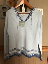 Womens Sonoma Hooded Sweater Nwt