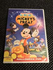 Disney Mickey Mouse: Clubhouse - Mickeys Treat,(Dvd) Brand New Free Shipping