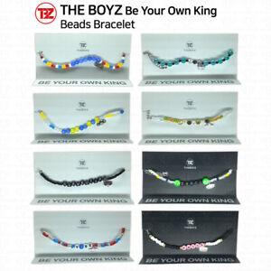 The Boyz Be Your Own King Beads Bracelet Hyunjae Sunwoo Q New Juyeon KPOP K-POP