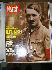 Paris Match N° 1474 26/8/1977 Adlof Hitler Véronique Sanson Bunuel Mitterrand