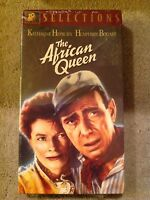 The African Queen (VHS Video Tape) - New Factory  Sealed