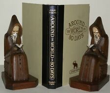 Jules Verne - Around the World In 80 Days - 1990/2001  Readers Digest, Hardback