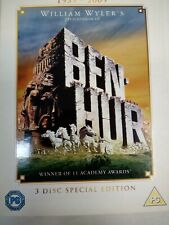 Ben Hur : 50th Anniversary 3 Disc edition