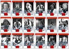 Ajax FC European Cup winners 1972 football trading cards