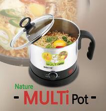 [Kitchen Art] Electric Multi Pot 1.5L Travel Cooker Home Appliances From Korea
