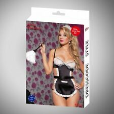 Body Pleasure - TL91 - Role Play - Room Girl - One Size Fits Most - Gift Box ...
