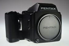 smc Pentax 645 Medium Format Film Camera Body with 120 Film back Excellent+