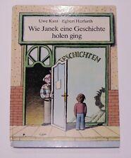 Kinderbuch DDR Wie Janek eine Geschichte holen ging Kant Herfurth