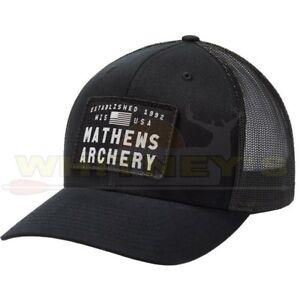 Mathews Advocate Black Cap - 70323 - Hunting / Archery / Bow